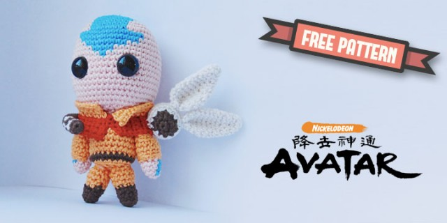 Crochet Appa pattern (free) | Crochet projects, Pattern, Crochet ... | 320x640